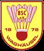Logo Badminton Club Waghäusel