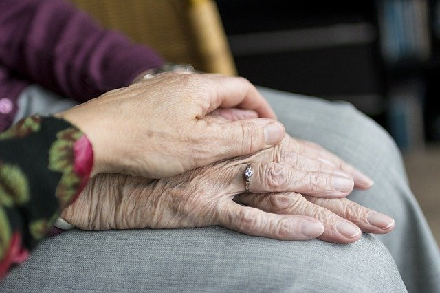 Hilfe für Senioren